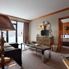 Отель Alpes Hôtel du Pralong комната для гостей фото 5