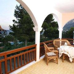 Akra Morea Hotel & Residences балкон
