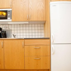 Отель Apartdirect Hammarby Sjostad Стокгольм в номере фото 2