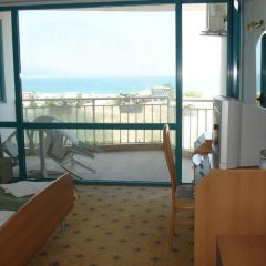 Hotel Delfin балкон