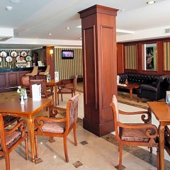 Crystal Tat Beach Golf Resort & Spa Турция, Белек - 1 отзыв об отеле, цены и фото номеров - забронировать отель Crystal Tat Beach Golf Resort & Spa онлайн гостиничный бар