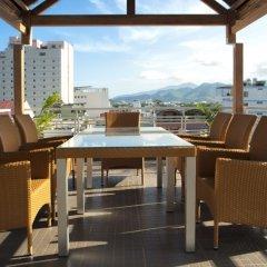 Апартаменты Nha Trang Luxury Serviced Apartment балкон