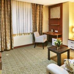 Kule Hotel & Spa Турция, Газиантеп - отзывы, цены и фото номеров - забронировать отель Kule Hotel & Spa онлайн комната для гостей фото 5