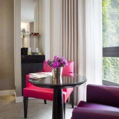Отель Garden Elysee Париж комната для гостей фото 4