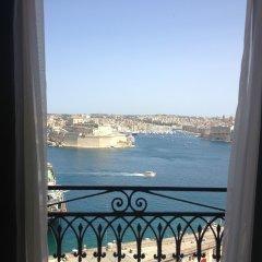 Отель Grand Harbour Hotel Мальта, Валетта - отзывы, цены и фото номеров - забронировать отель Grand Harbour Hotel онлайн комната для гостей фото 5