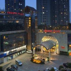 Отель Crowne Plaza Chongqing Riverside фото 4