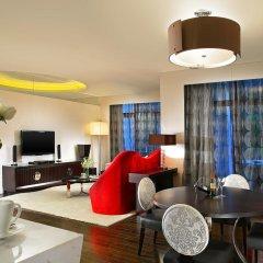 Отель Le Meridien Xiamen Китай, Сямынь - отзывы, цены и фото номеров - забронировать отель Le Meridien Xiamen онлайн комната для гостей фото 5