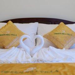 Отель Green Hill Villa Хойан удобства в номере
