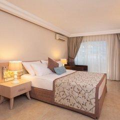 Xperia Saray Beach Hotel Турция, Аланья - 10 отзывов об отеле, цены и фото номеров - забронировать отель Xperia Saray Beach Hotel онлайн комната для гостей