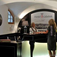 Отель Gdansk Boutique Польша, Гданьск - 1 отзыв об отеле, цены и фото номеров - забронировать отель Gdansk Boutique онлайн гостиничный бар