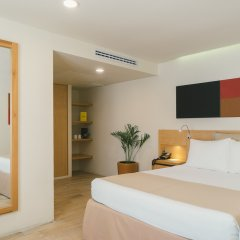 Отель Nyx Cancun All Inclusive Мексика, Канкун - 2 отзыва об отеле, цены и фото номеров - забронировать отель Nyx Cancun All Inclusive онлайн комната для гостей фото 12