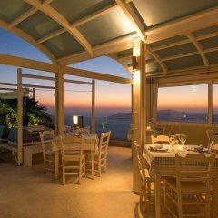 Отель Andromeda Villas Греция, Остров Санторини - 1 отзыв об отеле, цены и фото номеров - забронировать отель Andromeda Villas онлайн питание фото 2