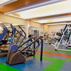 Отель Blue Sea Beach Resort - All Inclusive фитнесс-зал фото 4