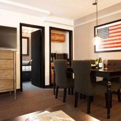 Capitol Hill Hotel удобства в номере фото 3