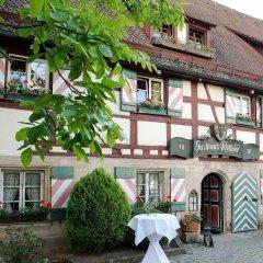 Отель Romantik Hotel Gasthaus Rottner Германия, Нюрнберг - отзывы, цены и фото номеров - забронировать отель Romantik Hotel Gasthaus Rottner онлайн фото 2