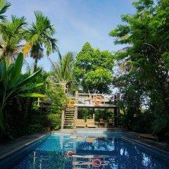 Отель Rock Villa бассейн фото 2