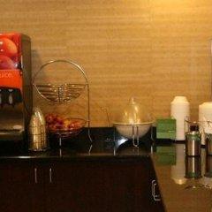 Отель Hampton Inn Newark Airport США, Элизабет - отзывы, цены и фото номеров - забронировать отель Hampton Inn Newark Airport онлайн спа