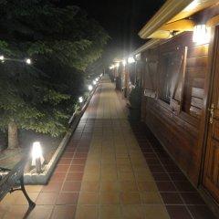 Отель Hostal Gran Avenida Саэлисес балкон