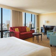Отель Chicago Marriott Oak Brook комната для гостей фото 5