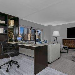 Executive Class at MTS Hotel удобства в номере