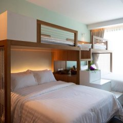 Отель Anana Ecological Resort Krabi Таиланд, Ао Нанг - отзывы, цены и фото номеров - забронировать отель Anana Ecological Resort Krabi онлайн комната для гостей фото 4
