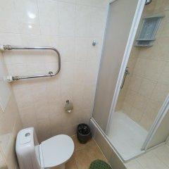 Гостиница Городки ванная
