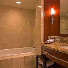 Отель Washington Marriott at Metro Center США, Вашингтон - отзывы, цены и фото номеров - забронировать отель Washington Marriott at Metro Center онлайн ванная