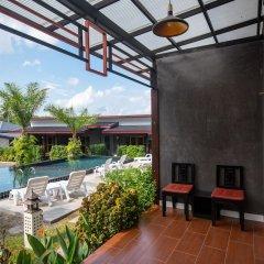 Отель 365 Panwa Villas Resort балкон
