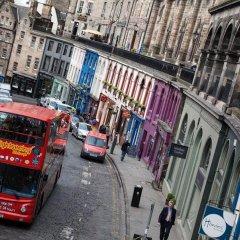 St Christopher's Edinburgh Hostel Эдинбург городской автобус