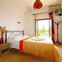 Отель Perix House Греция, Ситония - отзывы, цены и фото номеров - забронировать отель Perix House онлайн комната для гостей фото 5