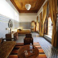 Отель Riad au 20 Jasmins Марокко, Фес - отзывы, цены и фото номеров - забронировать отель Riad au 20 Jasmins онлайн комната для гостей фото 2