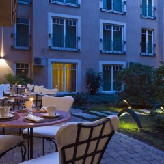 Отель Mamaison Residence Izabella Budapest фото 4