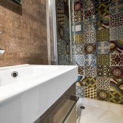 Отель Il-Plajja Hotel Мальта, Зеббудж - отзывы, цены и фото номеров - забронировать отель Il-Plajja Hotel онлайн ванная