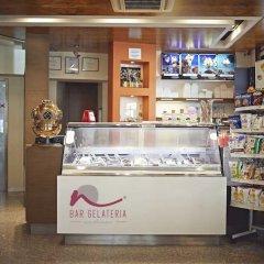 Отель Albergo Romagna Бертиноро питание фото 3
