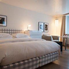 Отель Kindli Швейцария, Цюрих - отзывы, цены и фото номеров - забронировать отель Kindli онлайн комната для гостей фото 3