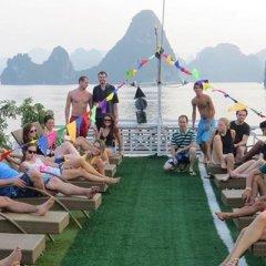Отель H&H Hostel Вьетнам, Ханой - отзывы, цены и фото номеров - забронировать отель H&H Hostel онлайн фитнесс-зал