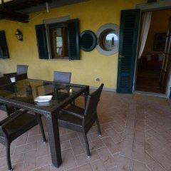 Отель Tenuta I Massini Италия, Эмполи - отзывы, цены и фото номеров - забронировать отель Tenuta I Massini онлайн балкон