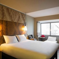 Отель Ibis Amsterdam City Stopera Нидерланды, Амстердам - отзывы, цены и фото номеров - забронировать отель Ibis Amsterdam City Stopera онлайн комната для гостей фото 4