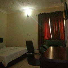 Отель Ekulu Green Guest House Нигерия, Энугу - отзывы, цены и фото номеров - забронировать отель Ekulu Green Guest House онлайн комната для гостей фото 5