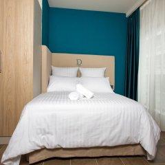 Отель Ddream Hotel Мальта, Сан Джулианс - отзывы, цены и фото номеров - забронировать отель Ddream Hotel онлайн комната для гостей фото 4