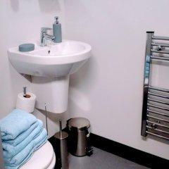 Отель The Mill House - Campus Accommodation Великобритания, Эдинбург - отзывы, цены и фото номеров - забронировать отель The Mill House - Campus Accommodation онлайн ванная