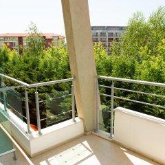 Отель Ivana Palace Солнечный берег балкон
