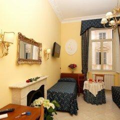 Отель Caroline Suite Италия, Рим - отзывы, цены и фото номеров - забронировать отель Caroline Suite онлайн комната для гостей фото 4