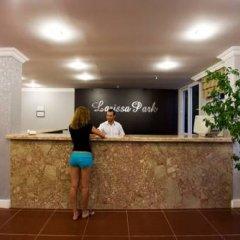 Отель Larissa Park Beldibi спа