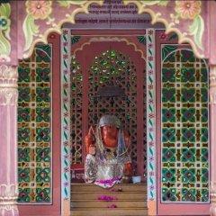 Отель Chokhi Dhani Resort Jaipur