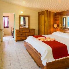 Отель Samsara Resort сейф в номере