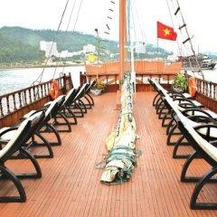 Отель Halong Dugong Sail балкон