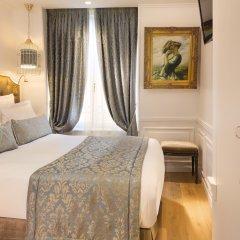 Отель Académie Hôtel Saint Germain Франция, Париж - отзывы, цены и фото номеров - забронировать отель Académie Hôtel Saint Germain онлайн комната для гостей фото 3