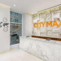 Отель Citymax Hotel Al Barsha ОАЭ, Дубай - отзывы, цены и фото номеров - забронировать отель Citymax Hotel Al Barsha онлайн интерьер отеля фото 3