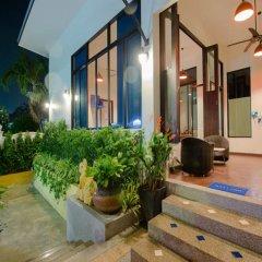 Отель Anchan Private Pool Villas интерьер отеля
